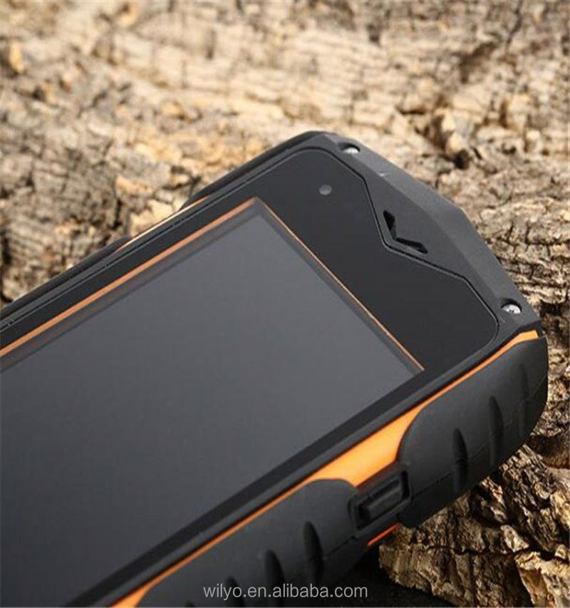 Custom waterproof rugged small feature phone long standby dual sim cell phone for senoir people