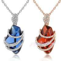 Fashion Accessories Long Necklace White Gold