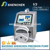 electric fuel,tygon tubing peristaltic pump,for lab use