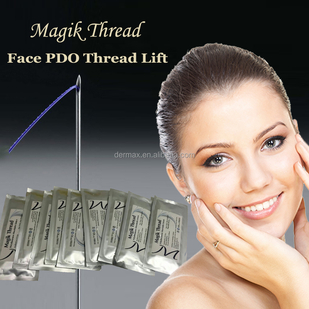 CE approval ISO 9001 Factory Direct Cosmetic Thread Lift Cog 3D PDO Thread