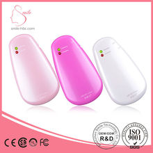 2015 Hot sale Rechargeable battery powered portable heater portable heater hand warmer/Hot Pack