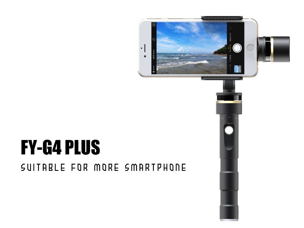 2016 Erover 3 Axis Handheld Gimbal Stabilizer,Auto-Stabilizing Hand Held Holder Stabilizer Gimbal For Smartphone