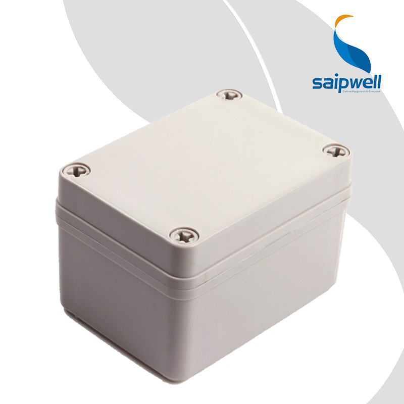 Saipwell China Supplier IP65 Electrical Junction Box Sizes Trade Assurance External Junction Box