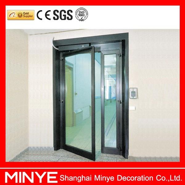 Puertas y ventanas de aluminio dise os vidrio bisagra de for Disenos de puertas de vidrio