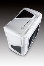 OEM Custom Server Computer Slim Micro ATX Desktop Tower PC Case Chassis