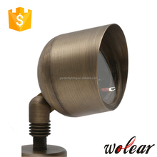 led bullet light tree light outdoor solar led flood garden light