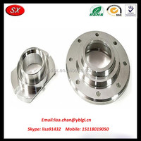 Professional custom electric scooter motor/bicycle parts cnc aluminum machining parts