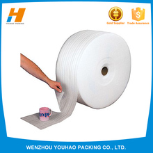 EPE moving cushion perforated foam packing materials