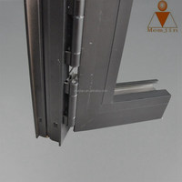 hot selling aluminium windows with mosquito net