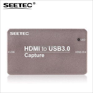 SEETEC real plug and play USB 3.0 HD Video Capture for Live Streaming HTU3.0