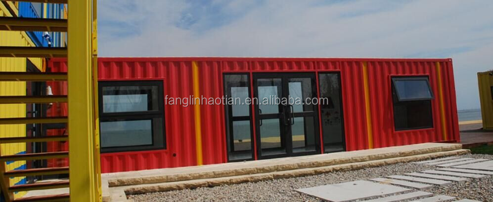 20feet 40 feet shipping container house
