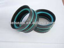 Hydraulic Piston Compact Seals, DAS, KDAS