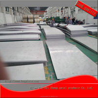 Hot-rolled stainless steel plates