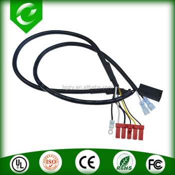 lvds cable with attached mini usb connector