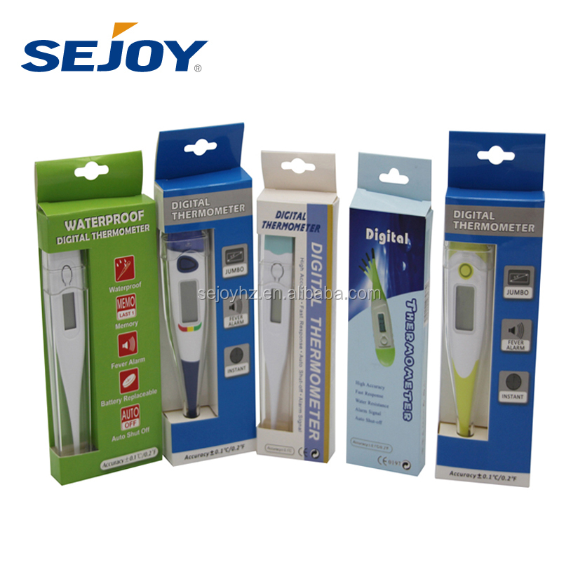 China Manufacture CE FDA Approval Instant Read Electronic Thermometer Digital