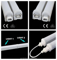 wholesale choice led linear lighting 5 feet LED Low Bay Lighting fixtures for warehouse