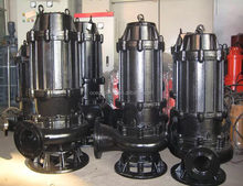 China centrifugal submersible sewage dirty water pumps for sale