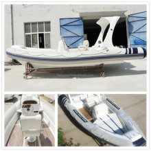 12 Persons New China RIB BOAT 660 for sale