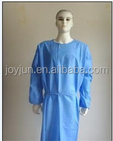 Supplying Medical Dressing Nonwoven Isolation Gown