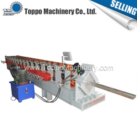 Metal Automatic Roof C Purlin Sheet Rolling Machine