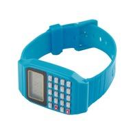 Children Wrist Watch Cute Watch for Children Silicone Date Multi-Purpose Electronic Wrist Calculator Watch