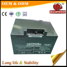 High performance golf cart battery 12v22Ah lithium ion car batteries sale