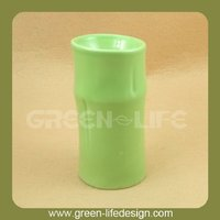 Bamboo shaped Ceramic Home fragrance oil warmer