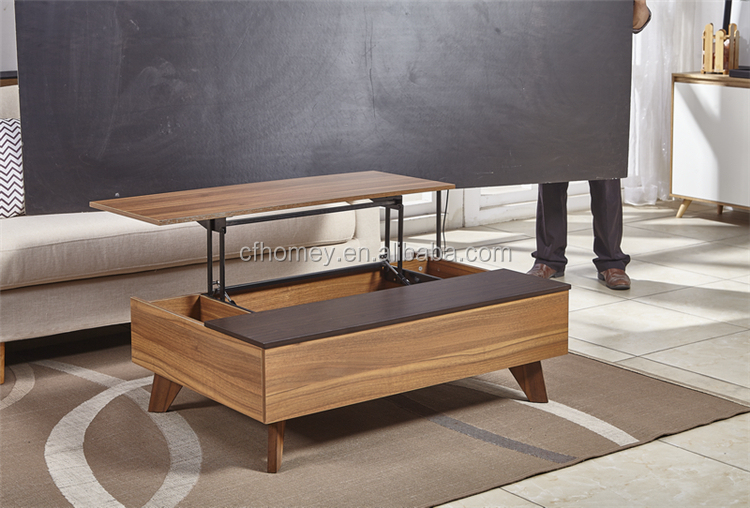 Home Office Coffee Table Wooden Tea Table Wholesale Price