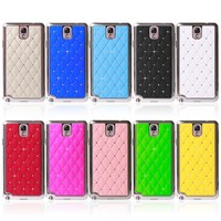 for samsung galaxy note 3 diamond hard case, for samsung galaxy note 3 case