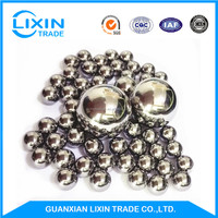 AISI 52100 GCr15 Solid Steel Ball Mill Chrome Metal Ball for Bearing from China
