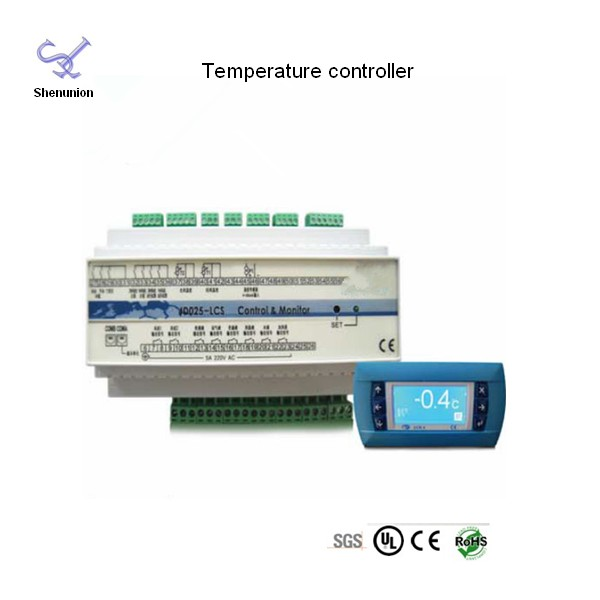 heat pump controller automatic pump control water chiller unit