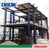 OBON lightweight easy construction concrete slab modular wall system