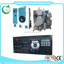 High quality recycle working system full automatic dry cleaning machine