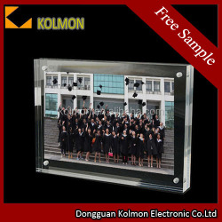 KOLMON-New acrylic school picture frame