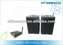 2.4GHz Home theater surround wireless speakers