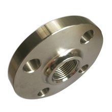 Forged Carbon Steel A105 Threaded Flange