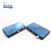 Full HD DVB-S2 Satellite Receiver DVB-S2 Digital Mini Set Top Box Mini TV Receiver