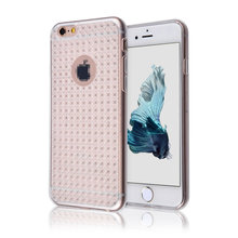C&T Slim Soft Flexible Clear TPU Protective Glitter Phone Case Cover for iPhone6s 4.7""