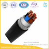 NYRY/ YVZ2V 0.6/1kv PVC Insulated Galvanized Round Steel Wire Amored Power Cable