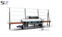 Automatic glass bevel grinding machine