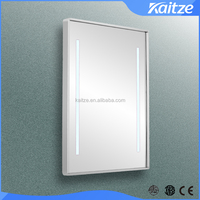 Contemporary lighting LED electric dressing mirror for apartment