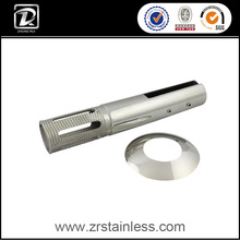 Duplex 2205 round stainless steel pool fence mini post