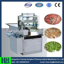 Energy saving tobacco and herb tea processing machine