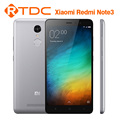 "Original Xiaomi Redmi Note3 mobile phone Snapdragon 650 2GB + 16GB/3GB + 32GB 5.5"" full HD Camera 16.0 MP"