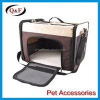 Portable Soft Folding Pet Carrier, Crate, Cage for Dogs
