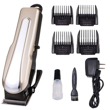 OEM Professional Barber Rechargable Electric hair cut machine