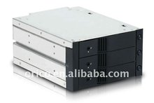 "ORICO 6203SS Standard CD-ROM DVD-ROM space Hard Disk Hard drive Mobile Rack 3 to 4 3.5"" HDD internal enclosure"