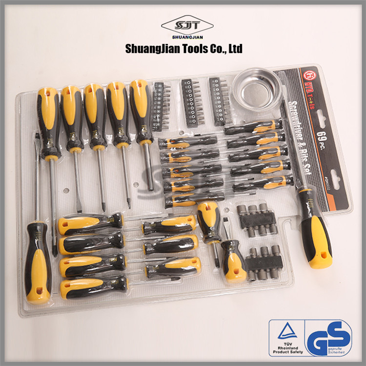VDE TUV SJT Excellent Customized Hot Sale China car repair hand tool kit