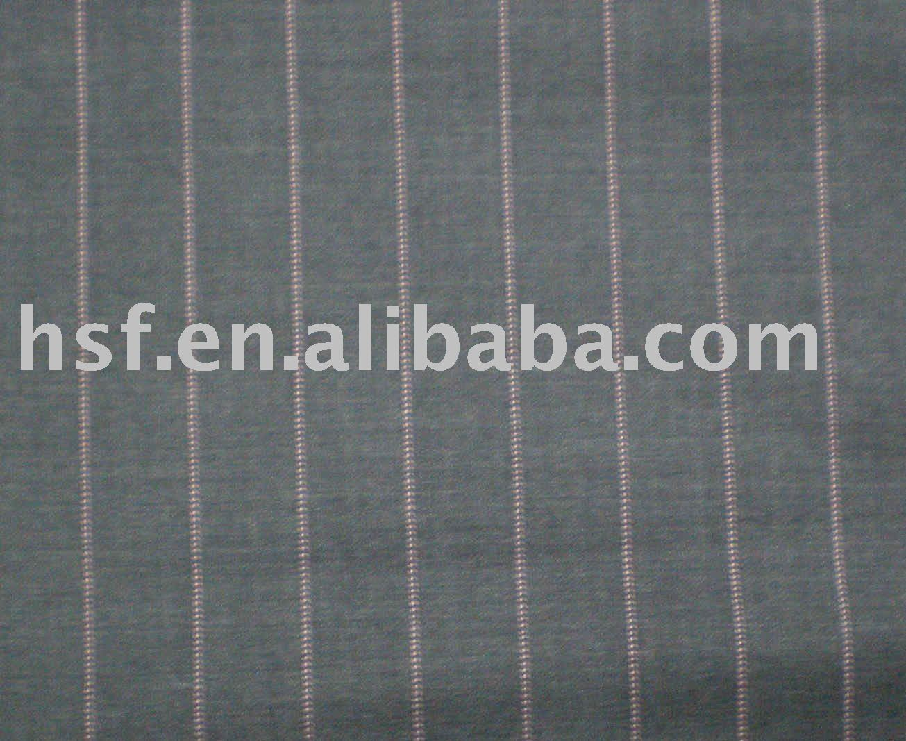 Wool Polyester Suit Woven Fabric