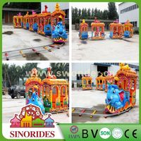 China Safari elephant amusement park electric train,Outdoor Entertainment,Outdoor Entertainment for sale